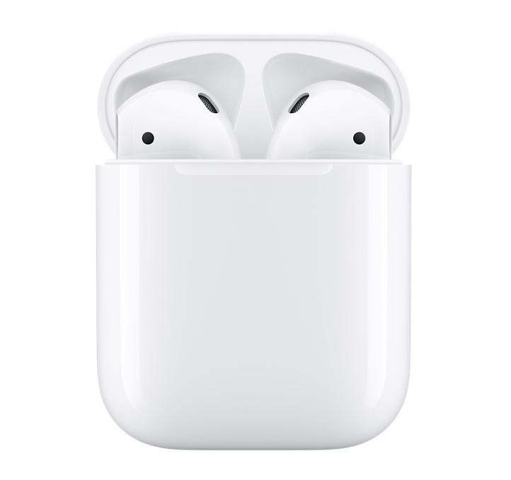 APPLE AirPods Bluetooth Wireless Headset Lightning Charging Case MMEF2ZA/A FEDEX 888462858502